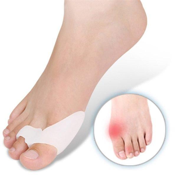 2 hole toe separator