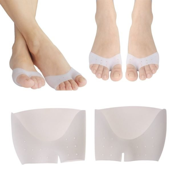 silicone toe sleeves