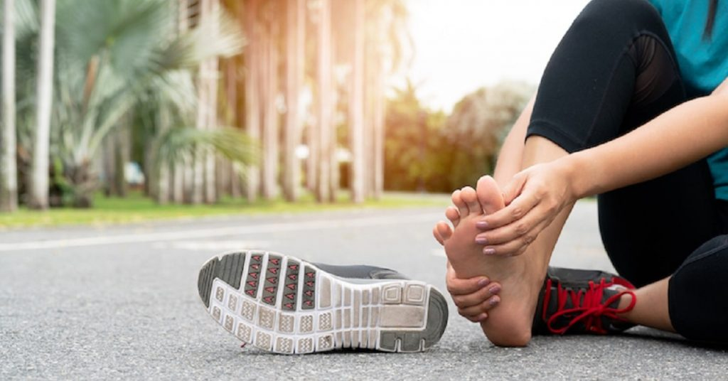 heel pain in morning