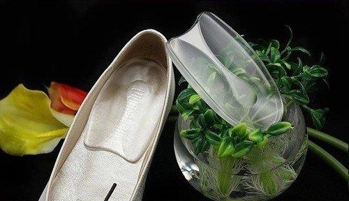 silicone heel pad benefits